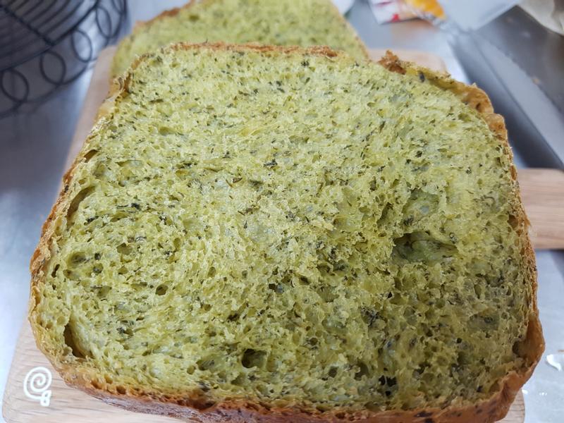 卜派吐司~麵包機版