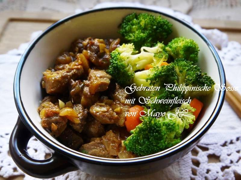 菲律賓 瑪琳的菲律賓醬豉肉