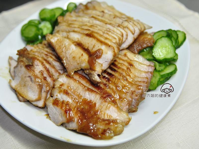 和風醬燒豬頸肉