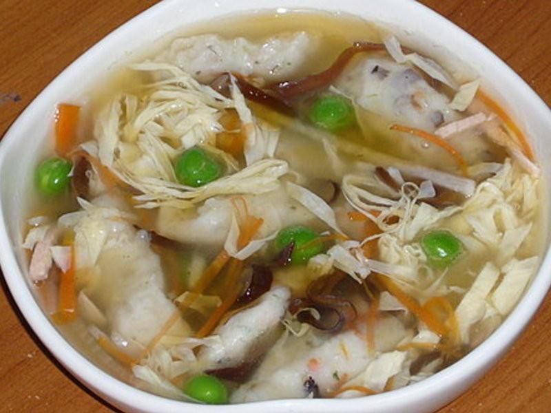 五柳蔬菜羹 (全素)