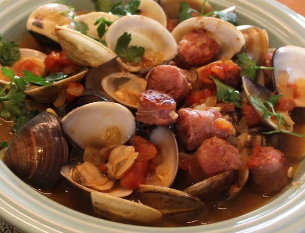 西班牙蛤蜊香腸