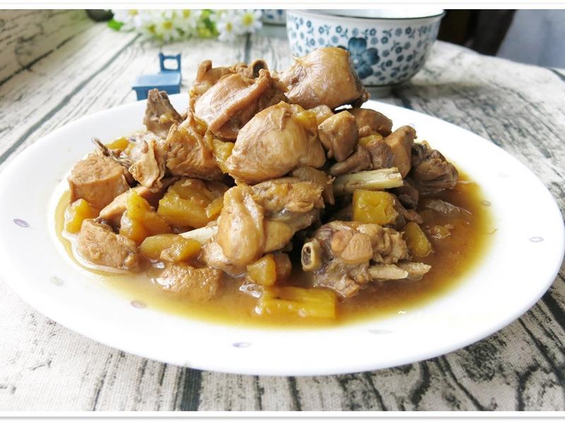 [鳳梨蘋果雞]陳月卿的私房家常菜