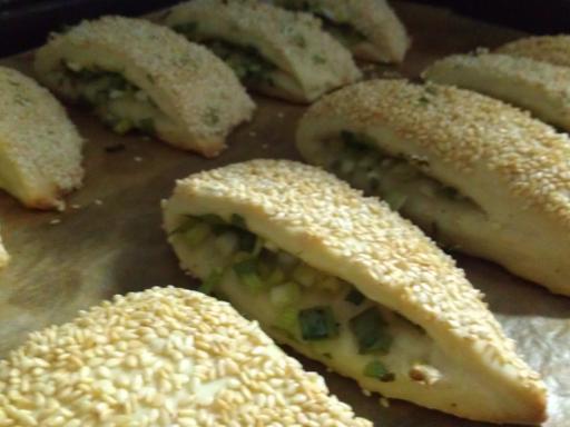 ㄚ曼達的廚房~厚燒餅