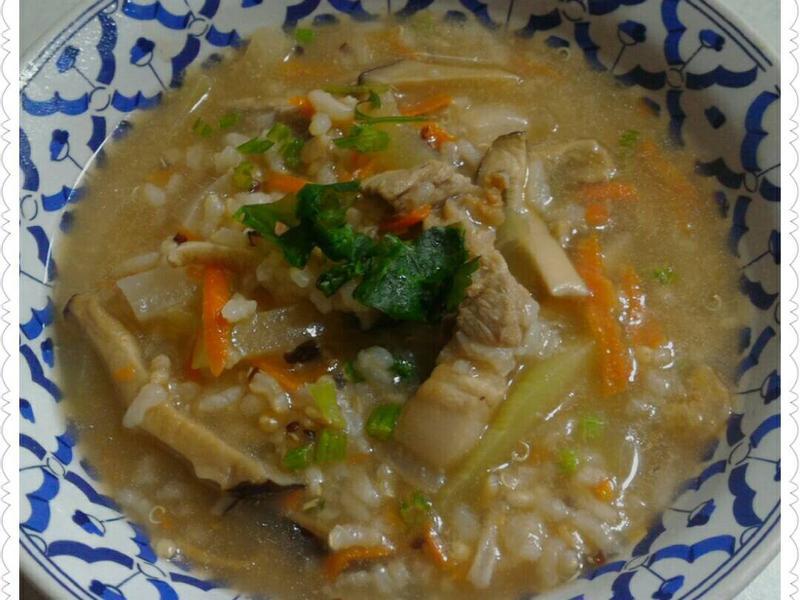 時令大頭菜~創意料理(鹹粥、涼拌、快炒)
