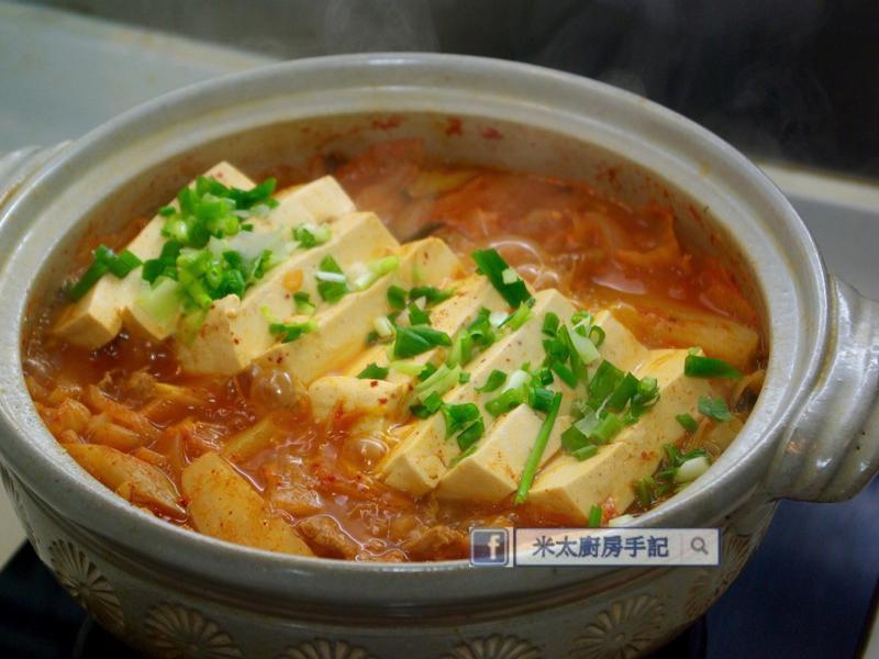 《韓國泡菜鍋》