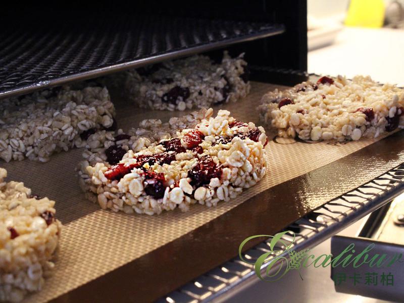 蔓越莓燕麥餅乾(低溫風乾)