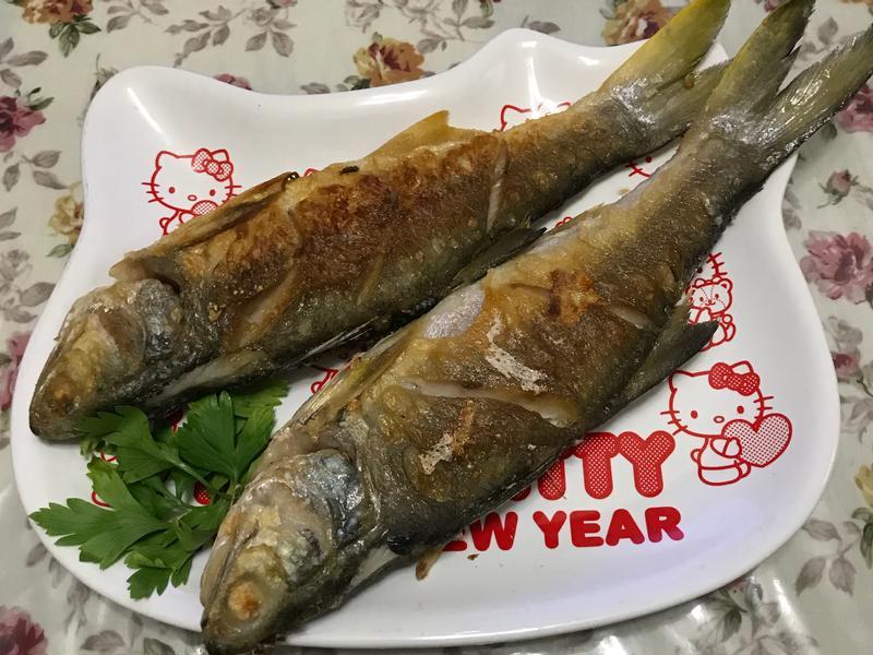 ♡香煎午仔魚♡