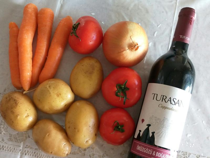 經典紅酒燉牛肉