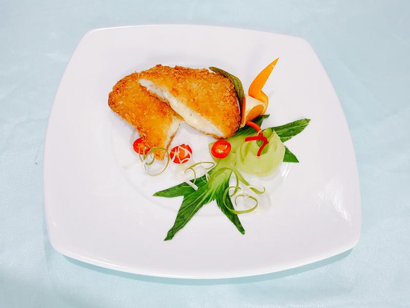 藍帶鯛魚排