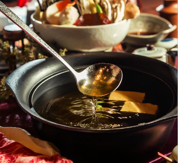 涮涮鍋高湯