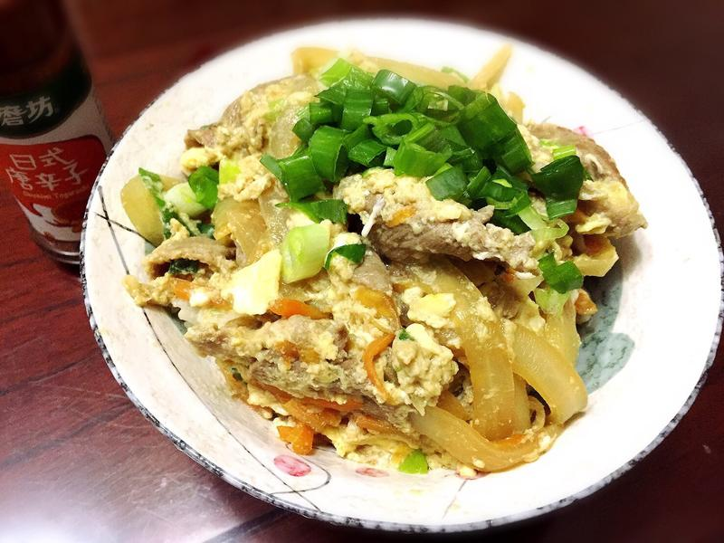 日式燒肉丼飯