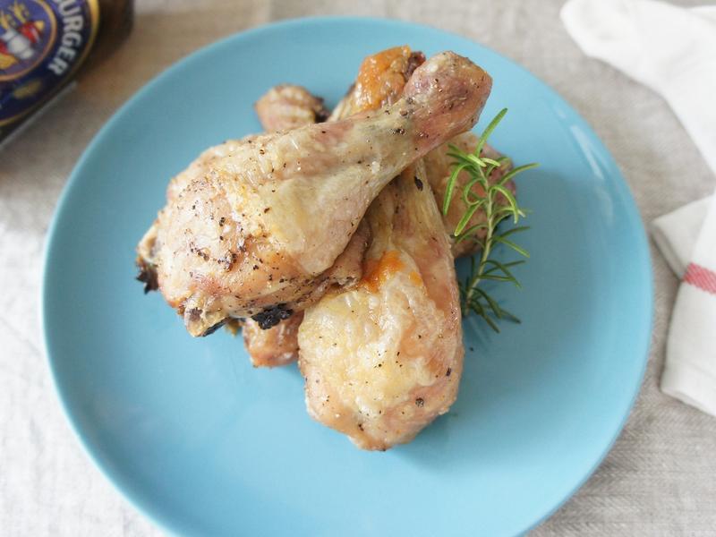 香料烤雞腿