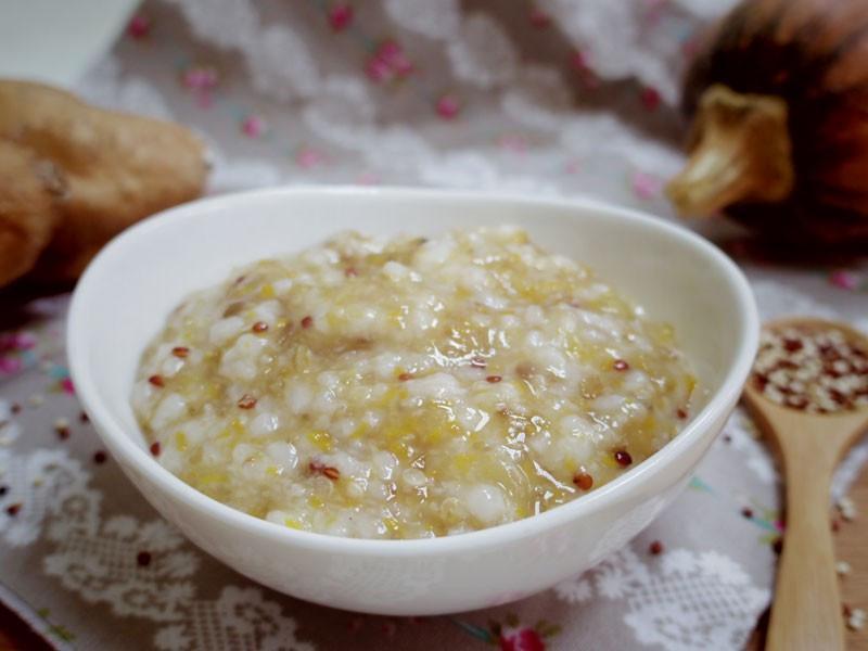 【寶寶副食品】 雙瓜藜麥米粥500克