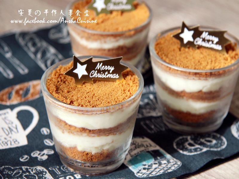 『三種食材』提拉米蘇-免烤箱