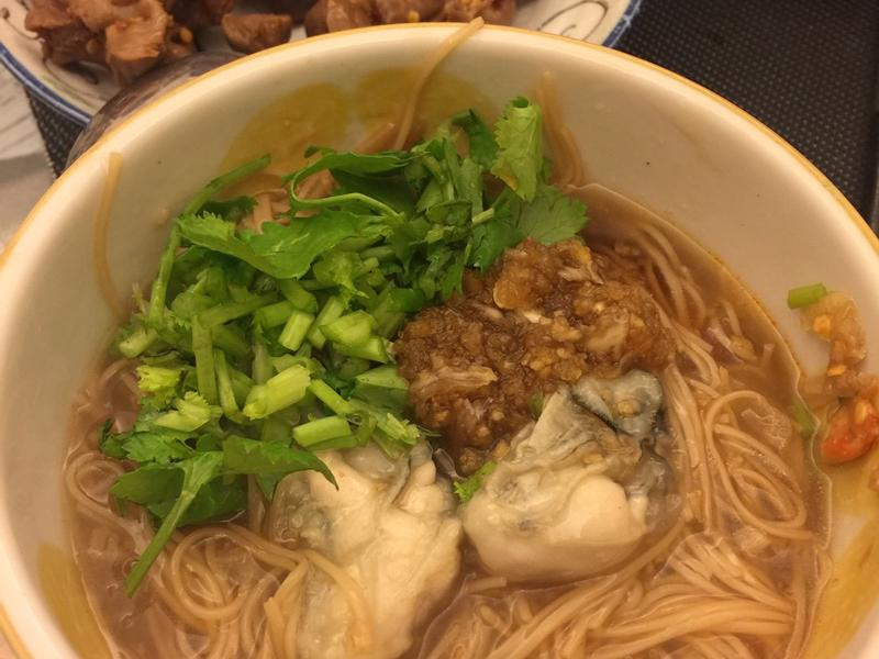 Eva♥料理◈大腸蚵仔麵線