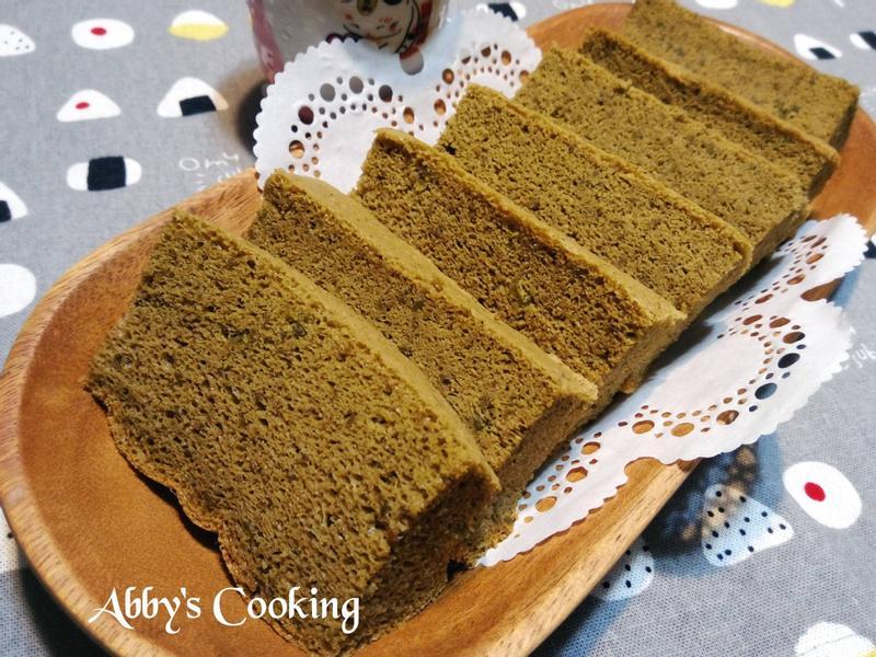 抹茶蛋糕(電子鍋)