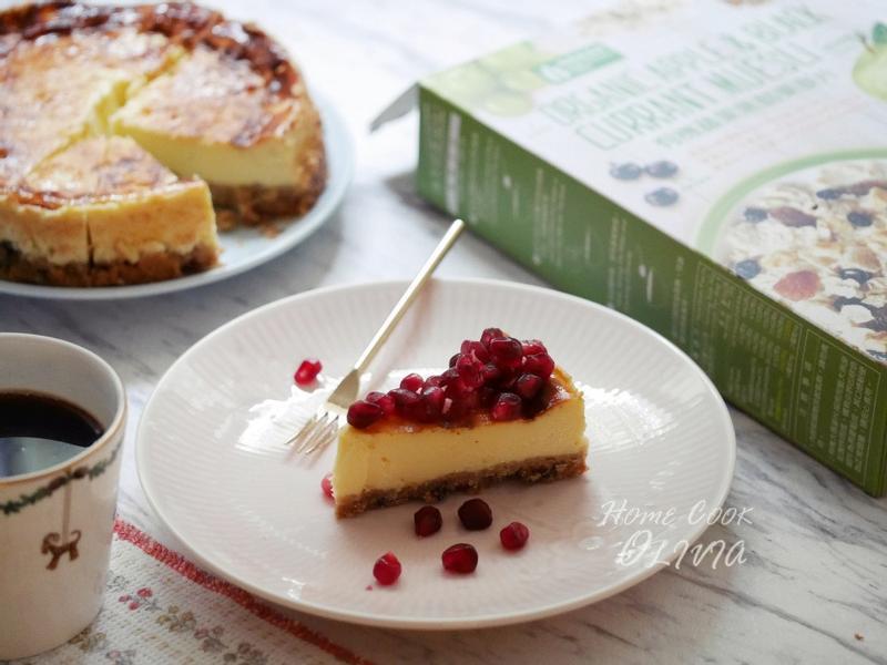 小廚娘❤紐約重乳酪蛋糕