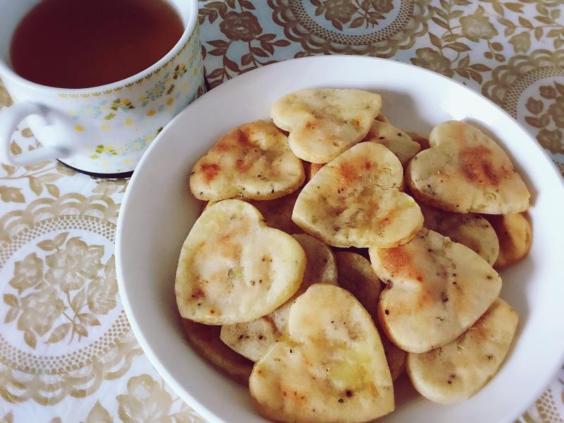 洋芋鹹酥脆餅