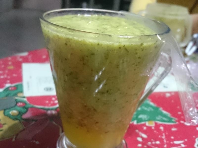 A菜鳳梨精力湯