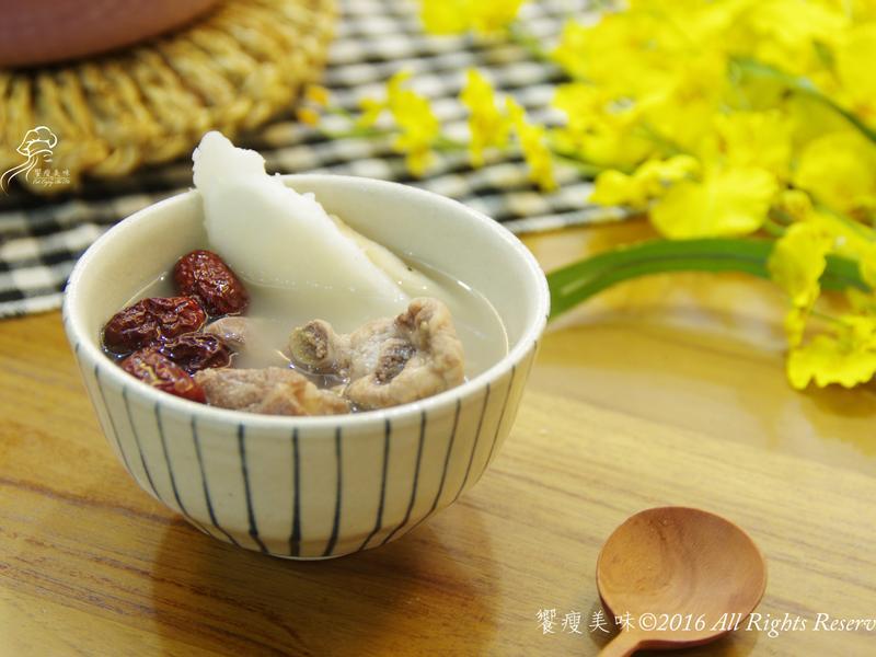 饗瘦美味-四神排骨湯
