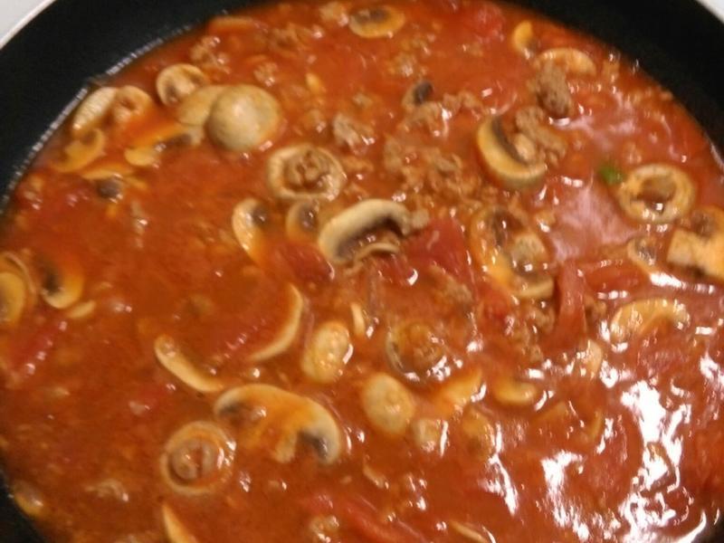 小資族的最愛-紅醬義大利麵
