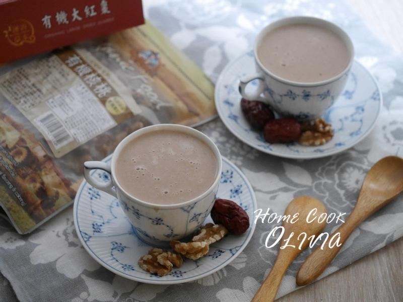 小廚娘❤核桃酪#年菜#青荷愛有機