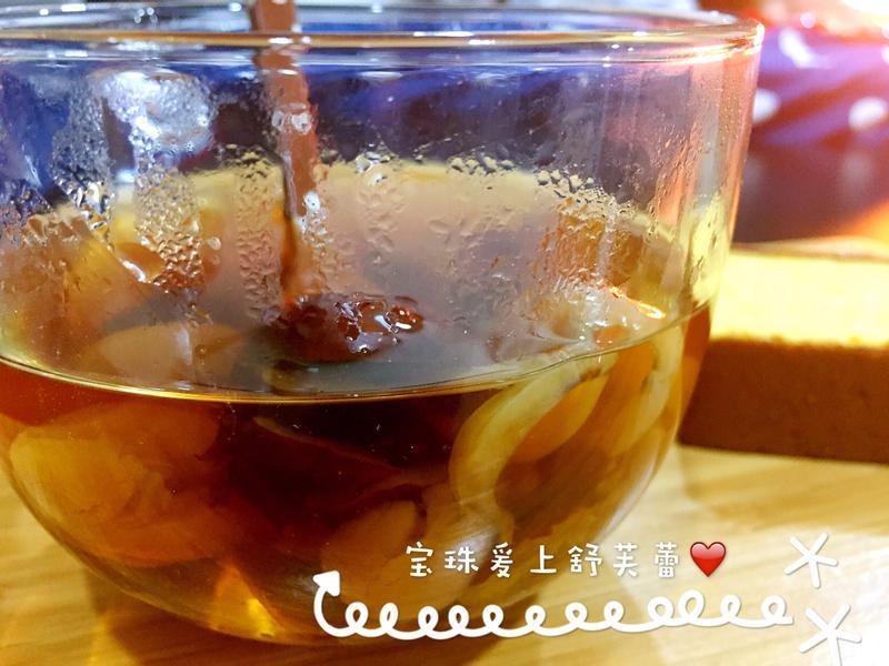 冰糖桂圓紅棗茶