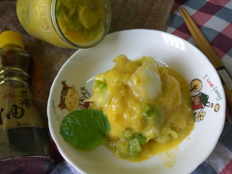 美味黃金天使泡菜