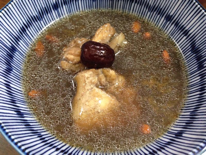 藥膳龍膽石斑魚湯-懶人版(做月子)