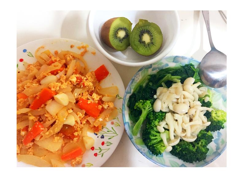 蔬果養身排毒餐