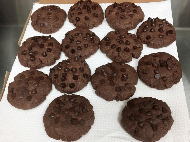 情人節法芙娜巧克力餅乾