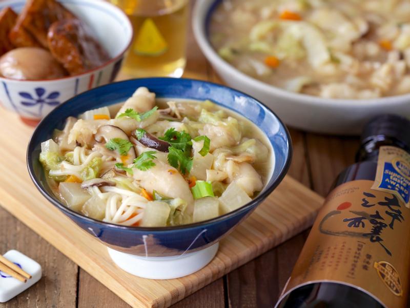 古早味的台南魯麵【淬釀阿嬤的手路菜】