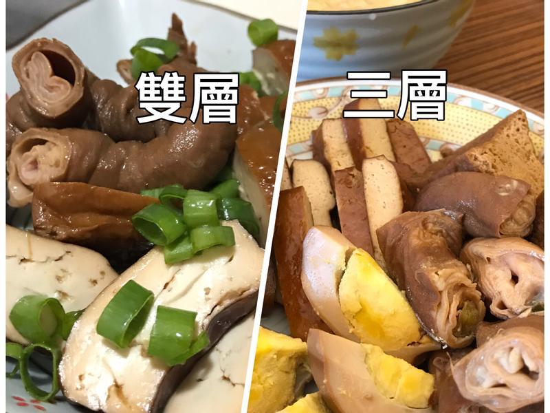 什錦滷味鍋-滷豬腸