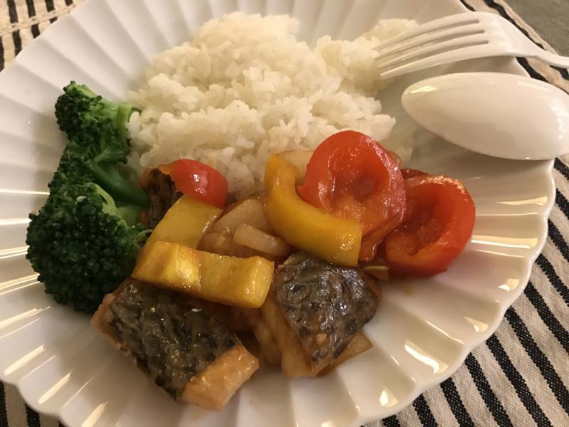 清爽版糖醋魚 (露營OK)