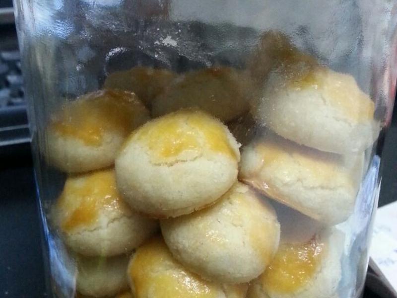 [新年饼]杏仁酥