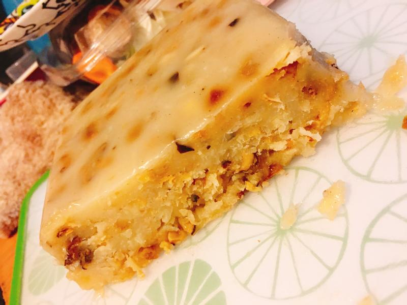 干貝蘿蔔糕