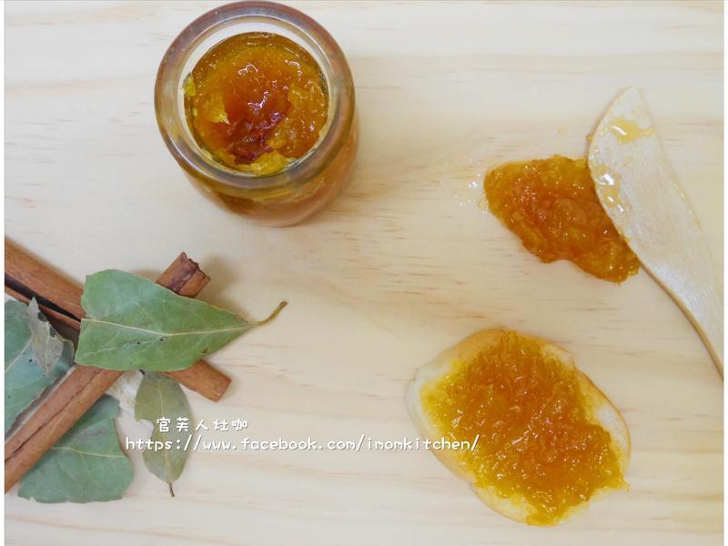 自製鳯梨果醬