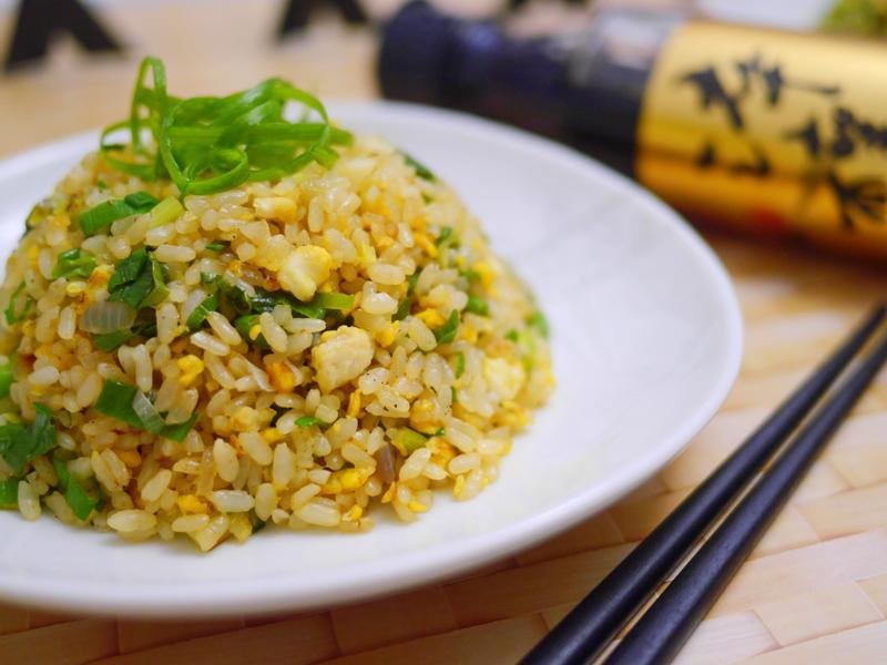 阿嬤的灶腳蛋炒飯【淬釀手路菜】