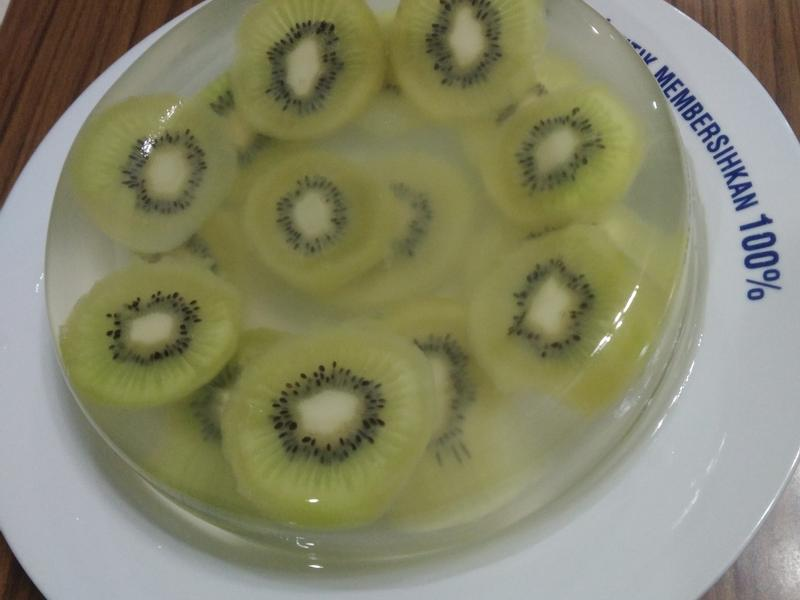 果冻蛋糕型