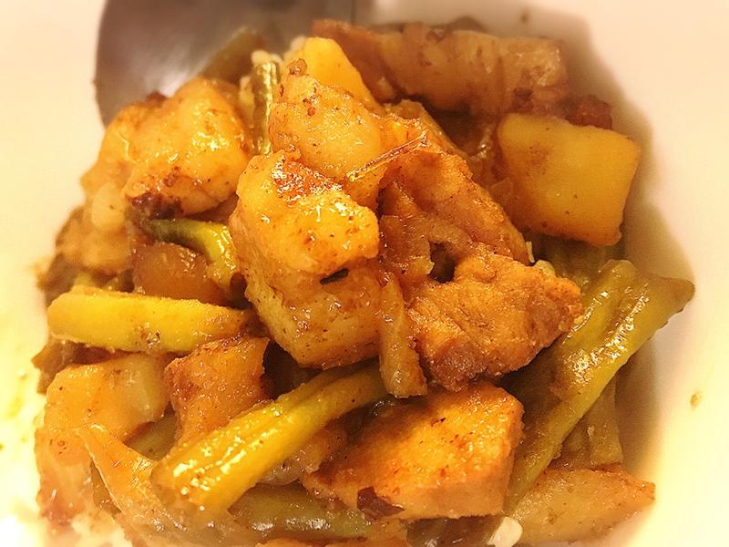✨下飯料理✨孜然豬燉馬鈴薯