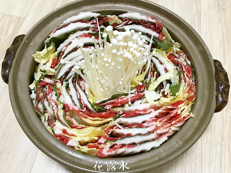 《日式·千層火鍋》