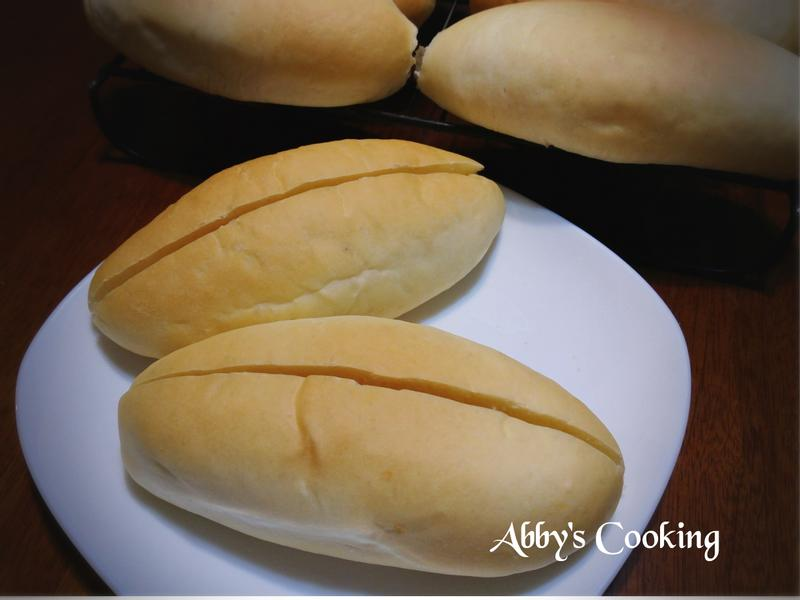 優格煉乳大亨堡麵包