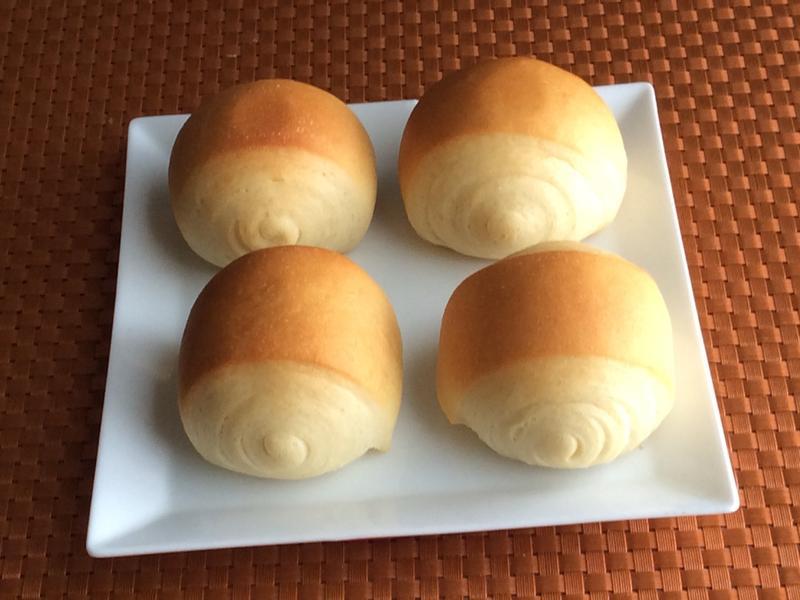 奶香小麵包