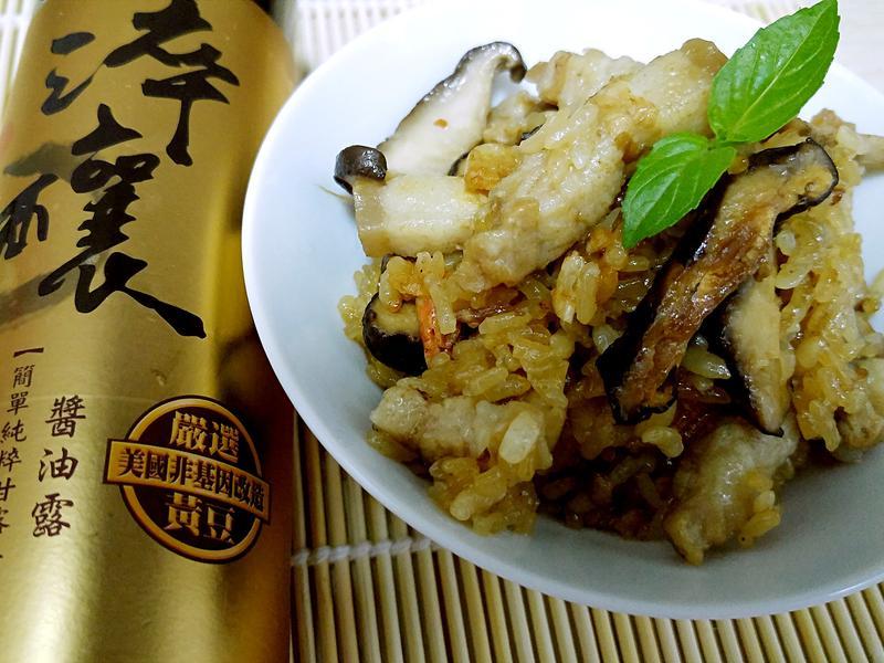 阿嬤的油飯【淬釀手路菜】