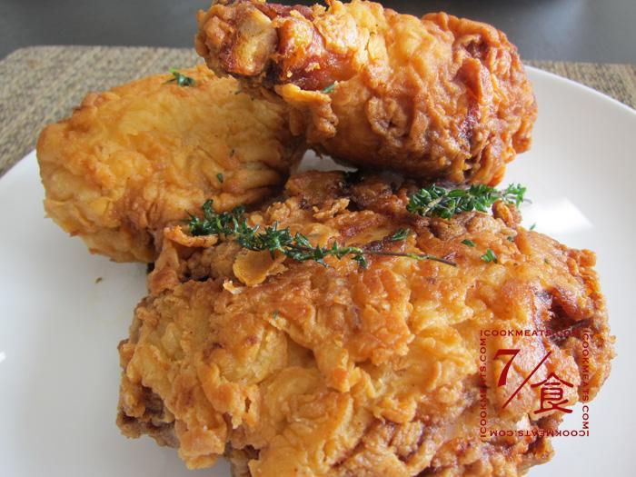 【7/食】炸雞