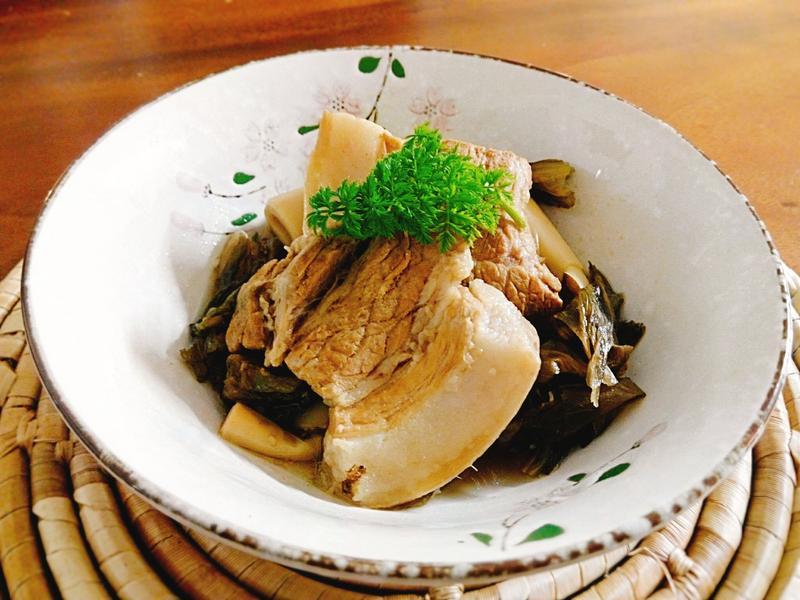 家傳雪菜燉豬肉【淬釀手路菜】