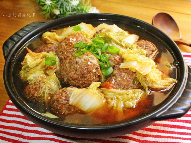 紅燒獅子頭【淬釀手路菜】