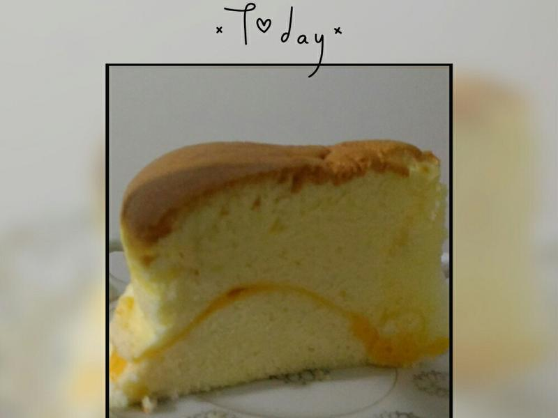 起司片夾心蛋糕