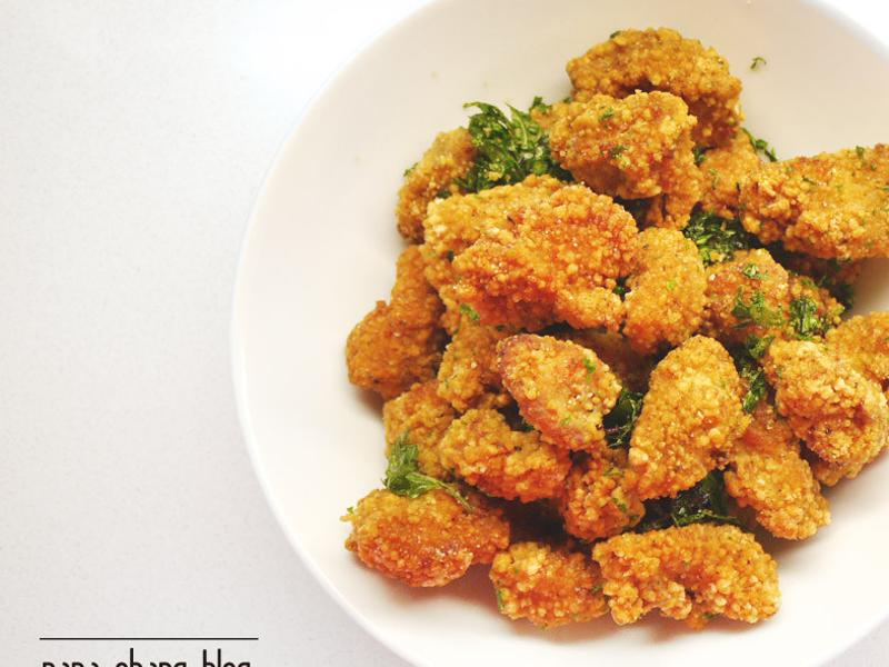 Nana ▌台式鹽酥雞