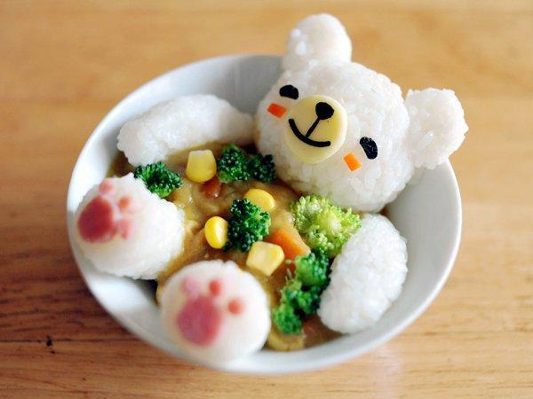 【親子食堂】熊熊's bath time♪♪